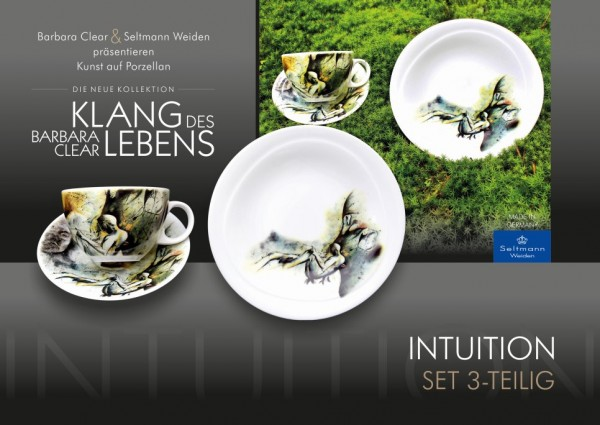 "Klang des Lebens: ""Intuition"" 3-teilig"
