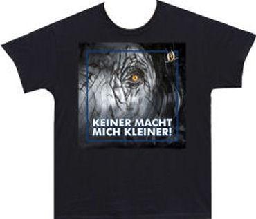 T-Shirt 'Keiner macht mich kleiner'