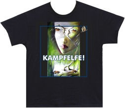 T-Shirt 'Kampfelfe!'